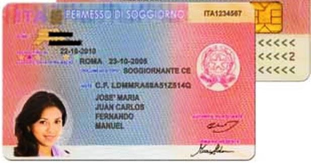 Cómo tramitar la Ciudadanía Italiana en Italia !: Permesso di ...
