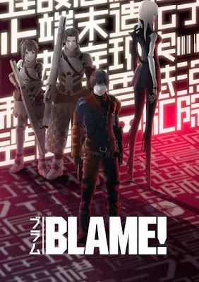 Blame! 2017 DVD Custom WEBRip NTSC Latino