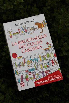 la bibliothèque des coeurs cabossés de katarina bivald