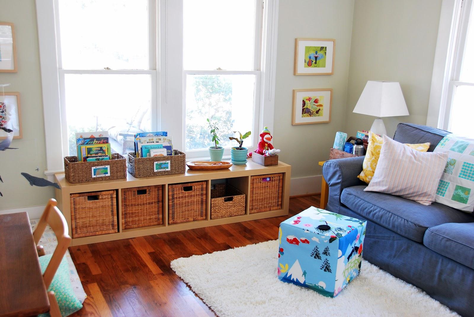feeding the soil: brainstorming: a montessori bedroom