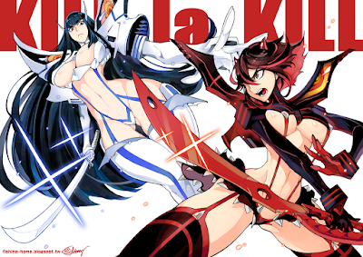 Kill la Kill BD Batch Sub Indo