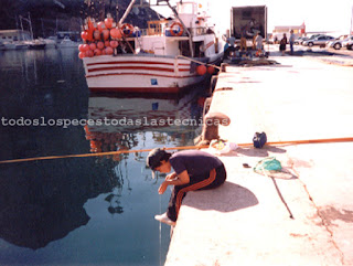 inicios en la pesca