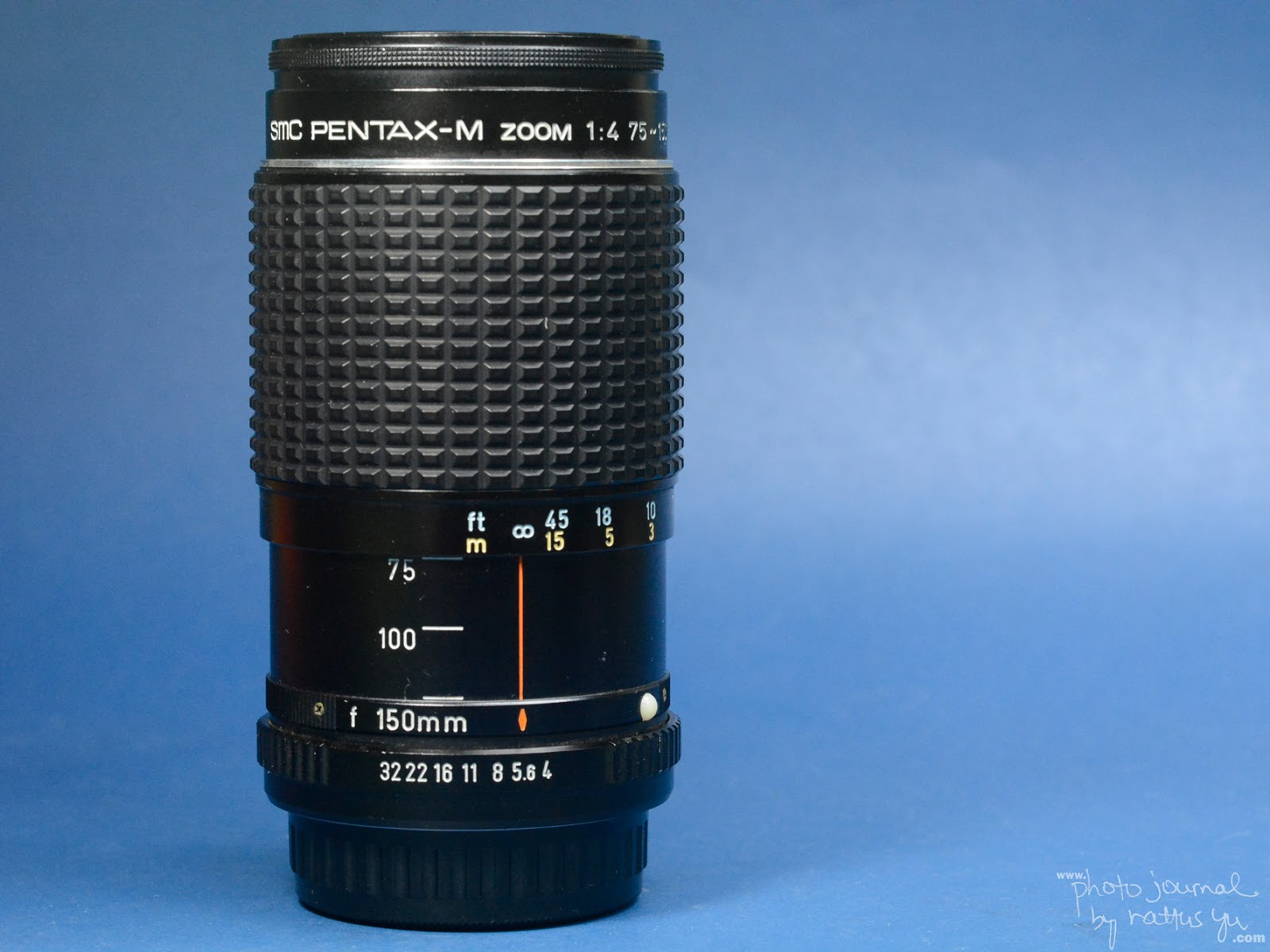 SMC Pentax-M 75-150mm f/4, Great Portrait Zoom Lens!