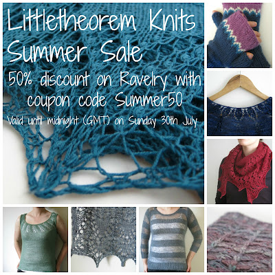 knitting pattern sale