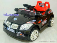 Mobil Mainan Aki Junior YLQ3388R BMW Remote Control