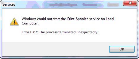 error 1053