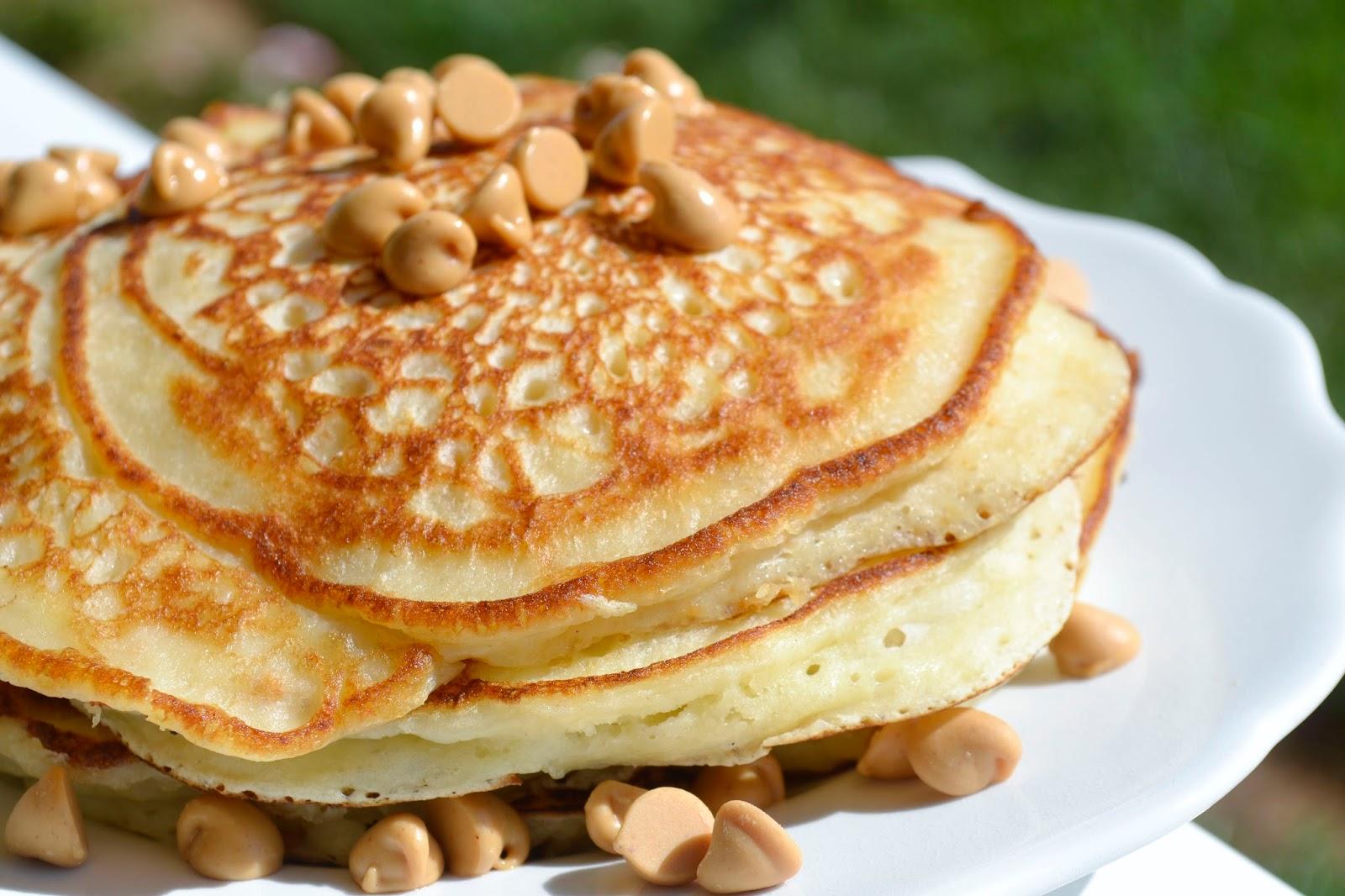Sweet Morris: PB Pancakes