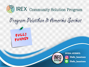 Community Solution Program: Pelatihan di Amerika Serikat