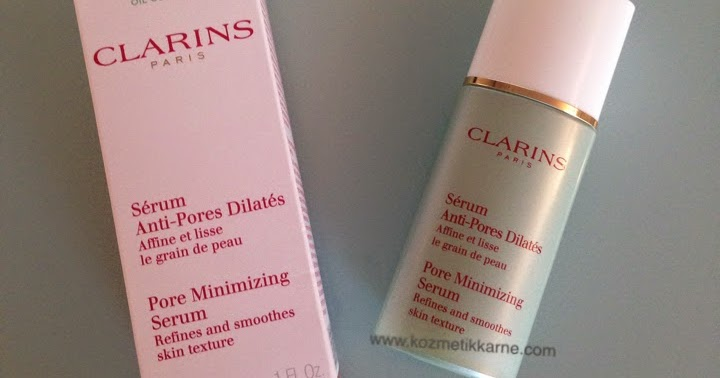 kozmetikkarne clarins anti pores pore minimizing serum. Black Bedroom Furniture Sets. Home Design Ideas