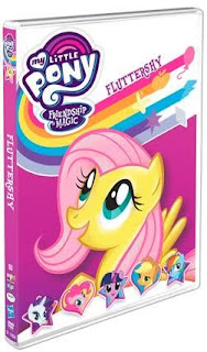 My Little Pony: Friendship is Magic: Fluttershy  cover