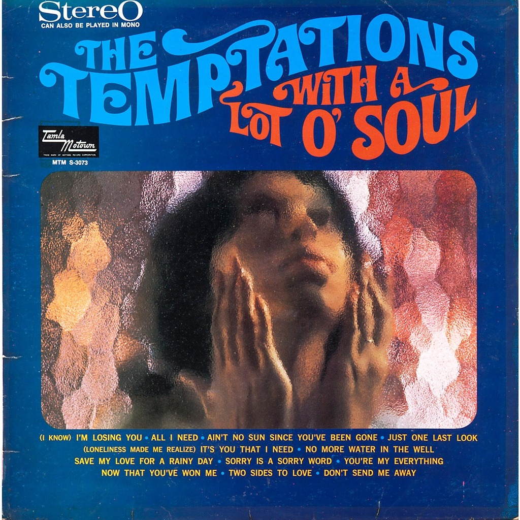 Blues Amp Oldies The Temptations The Temptations With A