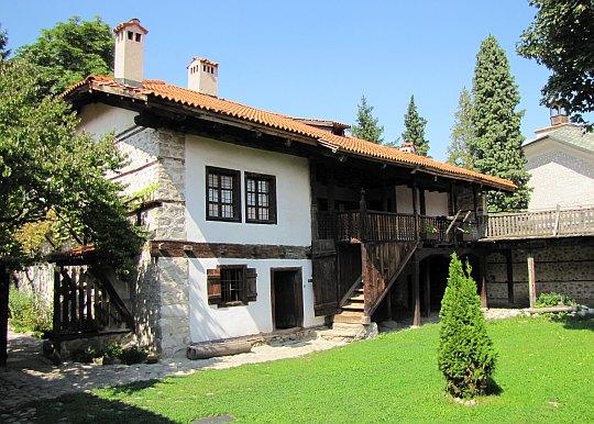 Dom Neofita Rilskiego.