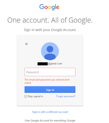 Gmail Password Reset Finland