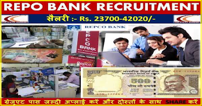 Repco Bank Recruitment 2016 PO & Clerks