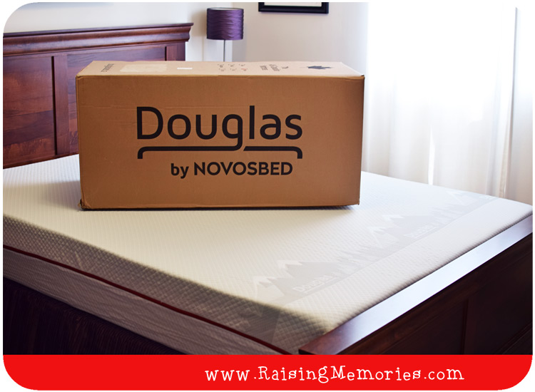 Douglas Mattress Blog and Video Review