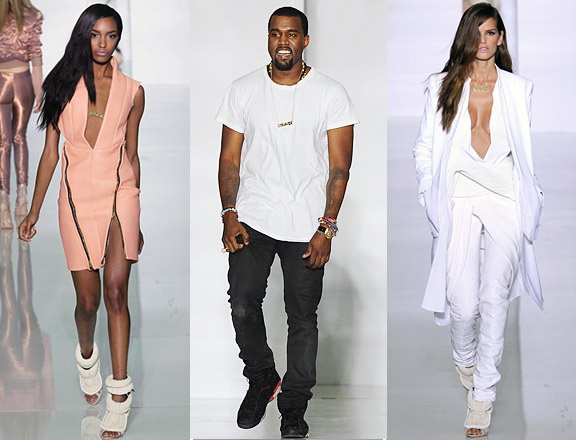 Fashion News Kanye West Is Moving To The Uk To Become A Serious Fashion Designer