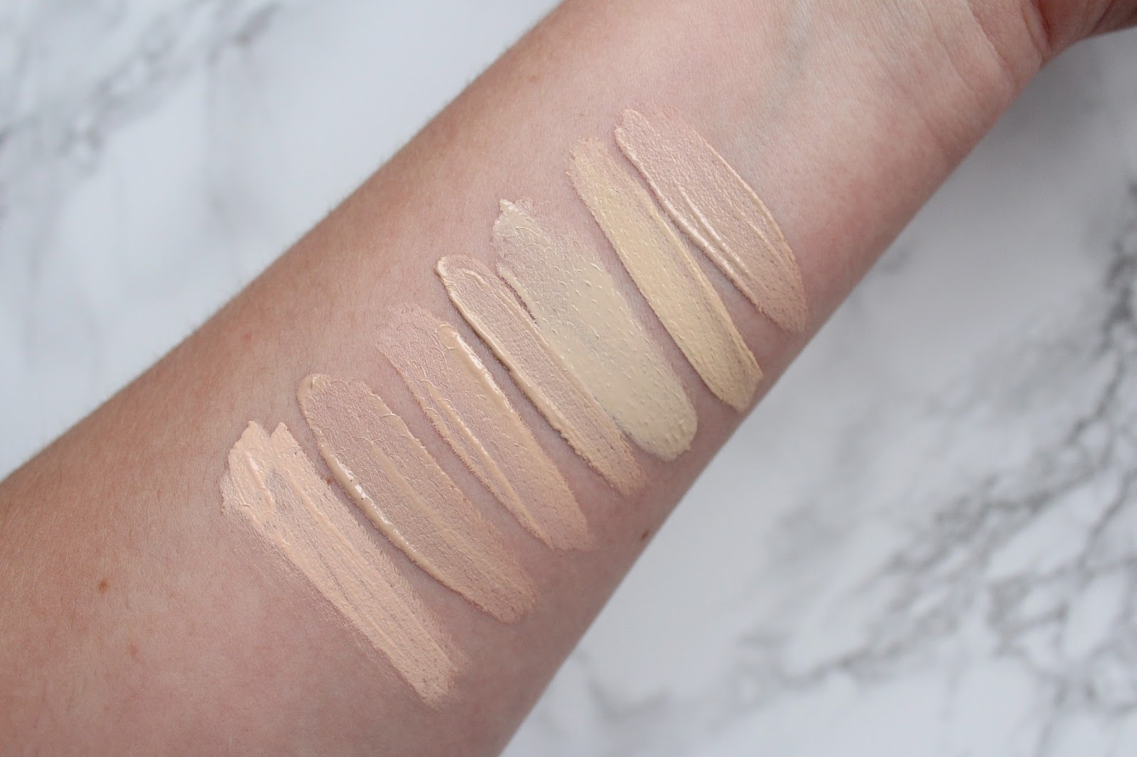 Concealers for Light Skin Tones