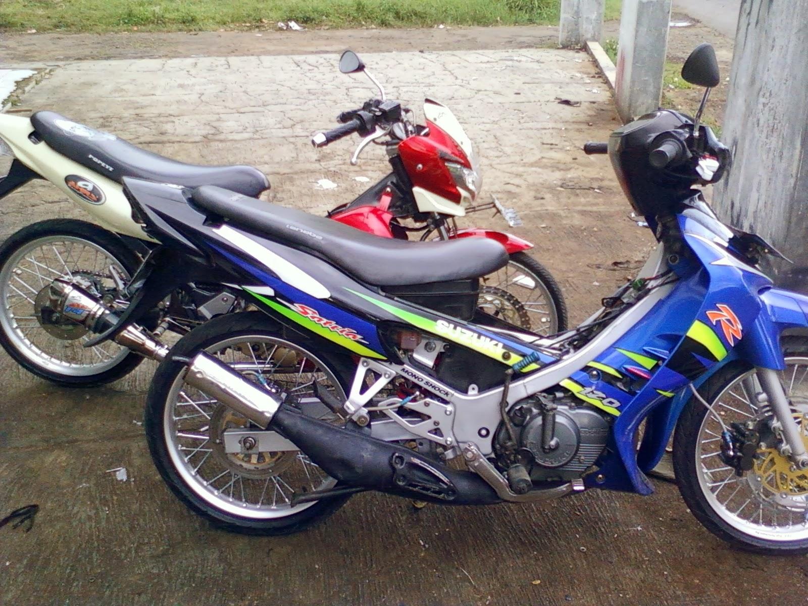 Satria Tak Limited Edition SALAM NGEBUL
