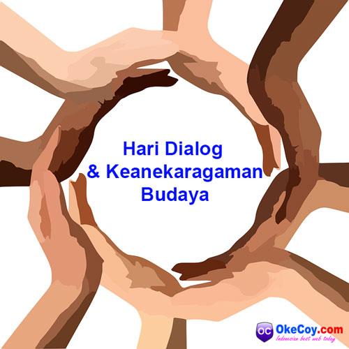 hari dialog keanekaragaman budaya sedunia internasional nasional indonesia