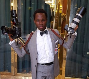 There Was A Time I Cried Because I Didn't Have Garri To Drink And Have Hawk To Survive- Pres. Buhari's Photographer Recounts His Past