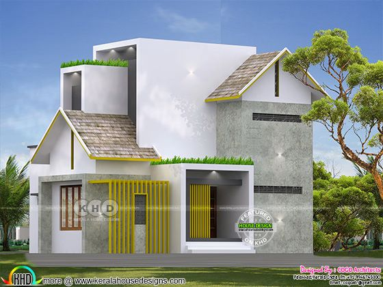 $31 K cos estimated mixed roof house