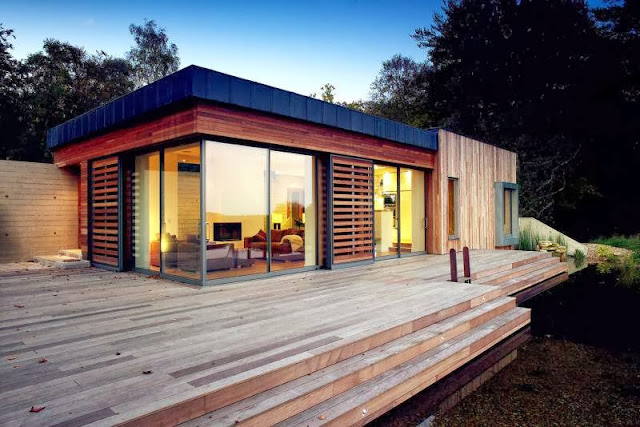 New Forest House by PAD studio