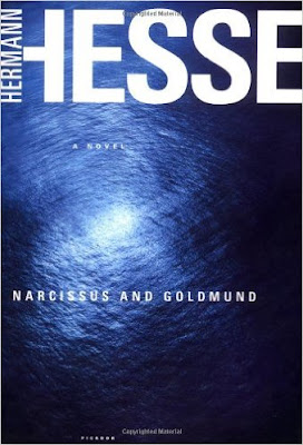 Narcissus and Goldmund by Herman Hesse book cover