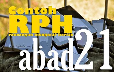 Contoh RPH Pdp Pembelajaran Abad 21