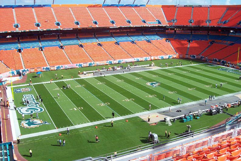 9b83d140d Onde comprar ingressos do Miami Dolphins e NFL