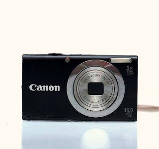 Kamera bekas - Canon A2300