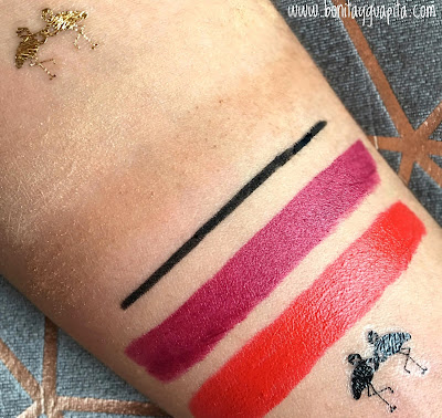 mark avon swatches