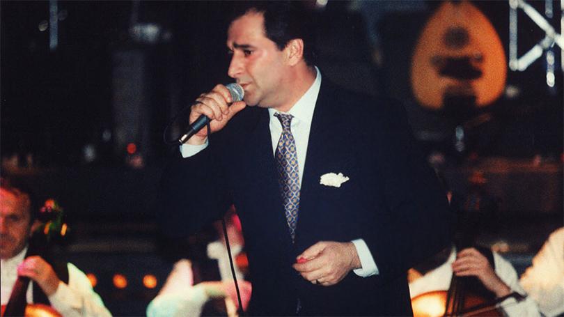 Βασίλης Καρράς - δεκαετία 80