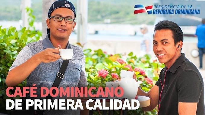 VIDEO: Café dominicano de primera calidad