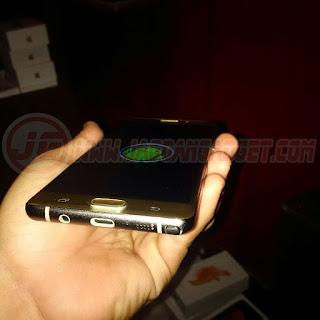 Samsung Note 7 EDGE HDC Belakang
