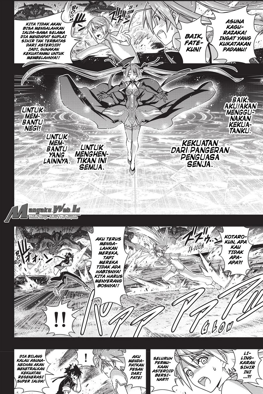 UQ Holder Chapter 140-6