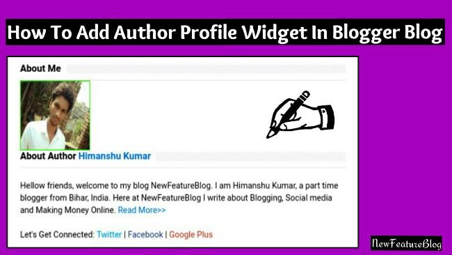 author-profile-widget-ko-blog-me-kaise-add-kare