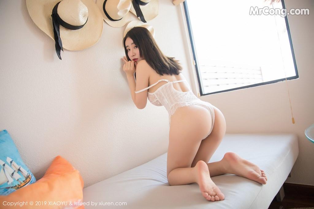 Image XiaoYu-Vol.147-Cherry-MrCong.com-011 in post XiaoYu Vol.147: 绯月樱-Cherry (66 ảnh)