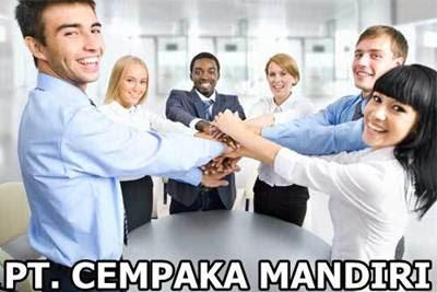 Lowongan Kerja Pekanbaru : PT. Cempaka Mandiri Agustus 2017