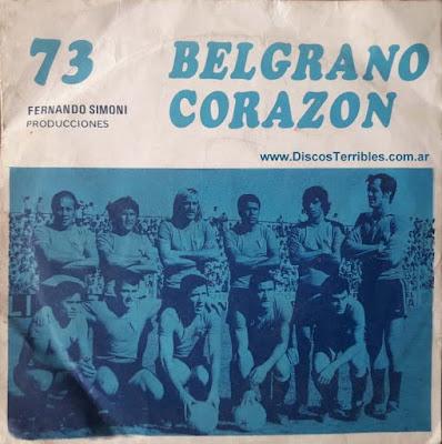 Disco Belgrano Cordoba