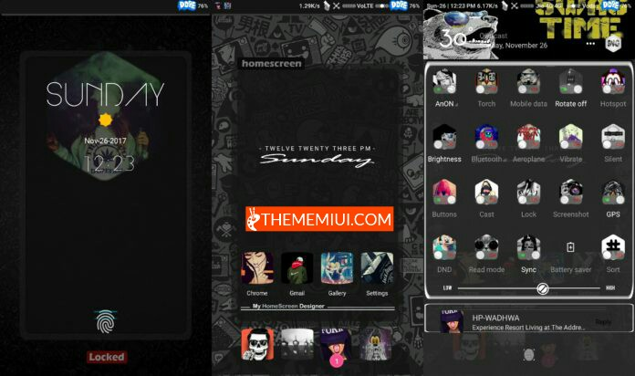 Fuck Hypocrite Theme thememiui.com