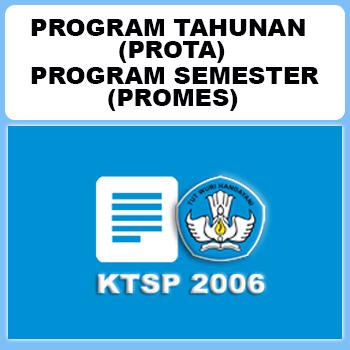 Program Tahunan dan Program Semester SD Kelas 2 KTSP
