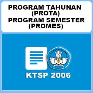 Program Tahunan dan Program Semester SD Kelas 4 KTSP