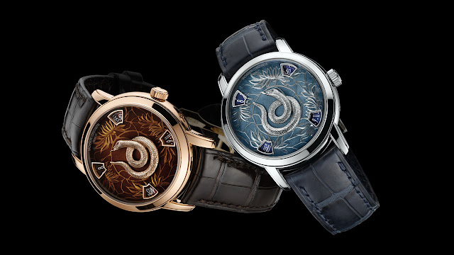 Vacheron Constantin - The Legend of the Chinese Zodiac, Year of the Snake model