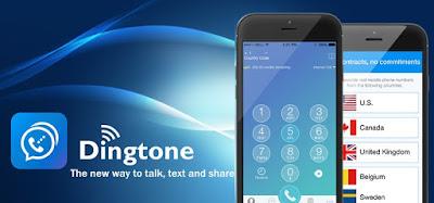 How to Own and Use a USA/Canada/UK Phone Number via Dingtone App