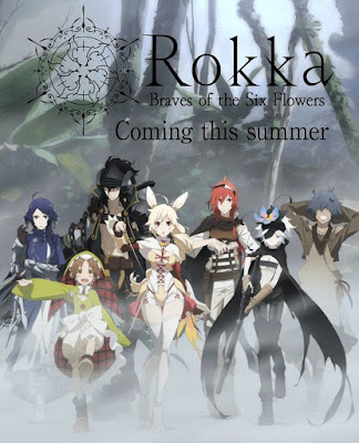جميع حلقات انمي Rokka no Yuusha مترجم عدة روابط