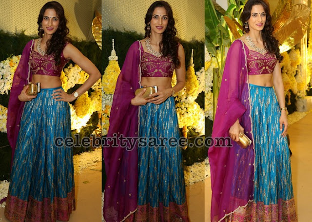 Shilpa Reddy at Anindith Reddy Pre Wedding Bash