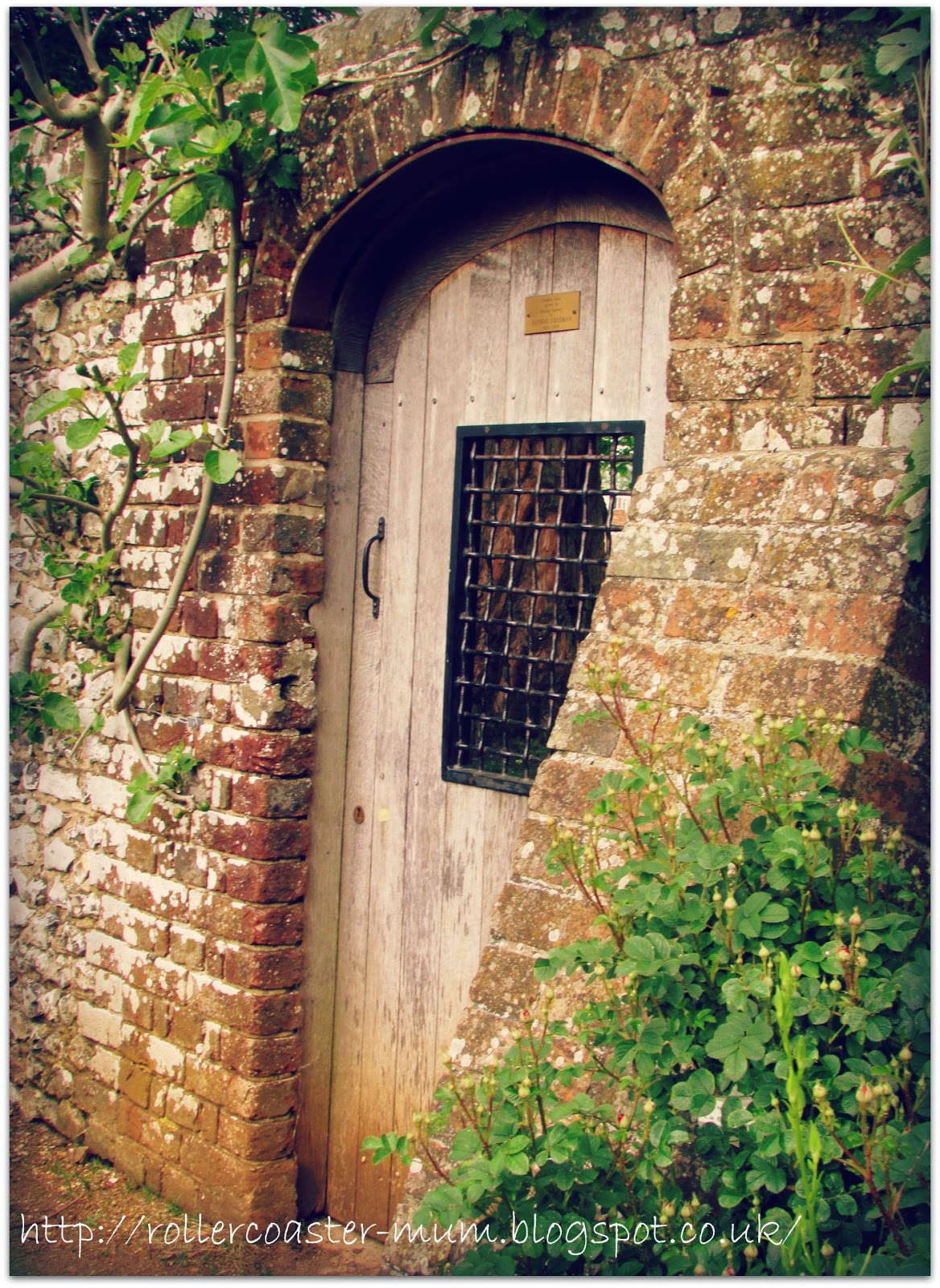 #alphabetphoto, G is for Garden, Petersfield Physic Garden , gate