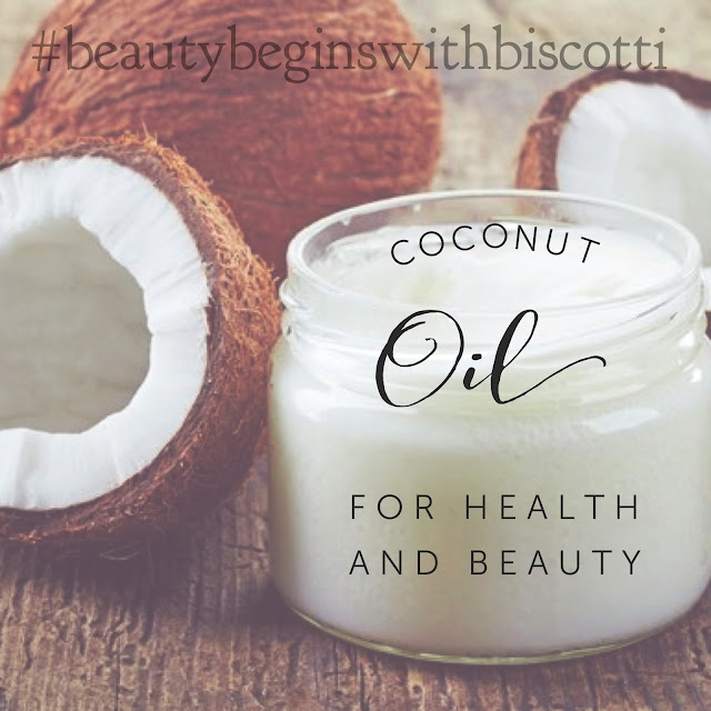 Beauty Begins with Biscotti: 5 uses for coconut oil