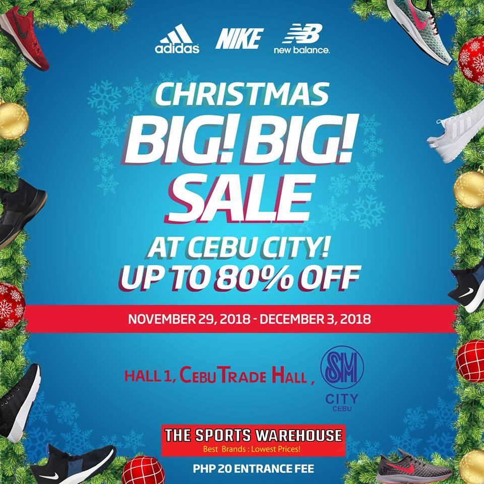 Manila Shopper: Sports Warehouse SALE (Nike, Adidas, New Balance) at ...