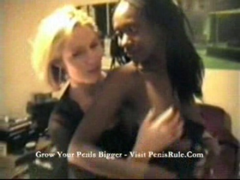 Tricked and fucked interracial